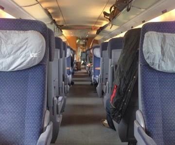 Interrail pt.2: Ferry-train to Copenhagen