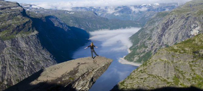 Camping at Trolltunga: how to have an amazing time